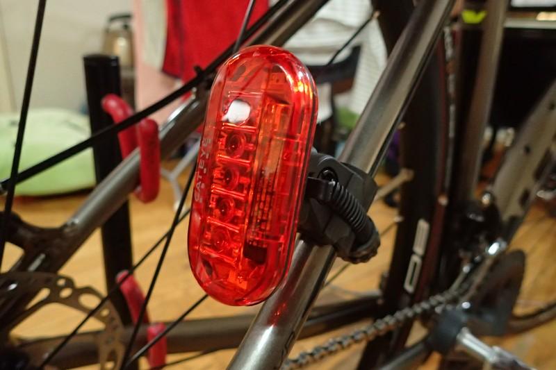 ロードバイク用【2021年テールライト】の選び方/おすすめ5選
