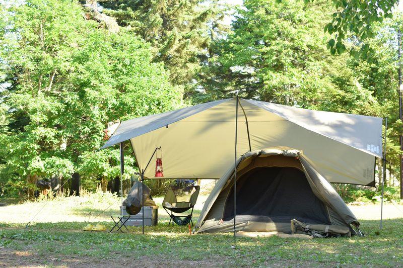 ロードバイクのテント選びとおすすめ10テント【キャンプへGo】